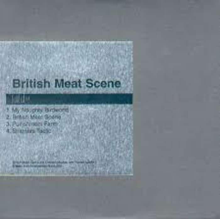 "Fukd ID #4 - British Meat Scene - 12"" Vinyl (2001) - Fukd ID Series"
