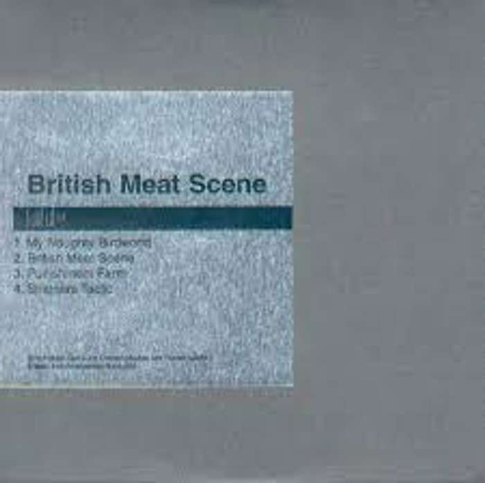 Fukd ID #4 - British Meat Scene - CD EP (2001) - Fukd ID Series