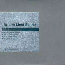Fukd ID #4 - British Meat Scene - Digital EP (2001) - Fukd ID Series