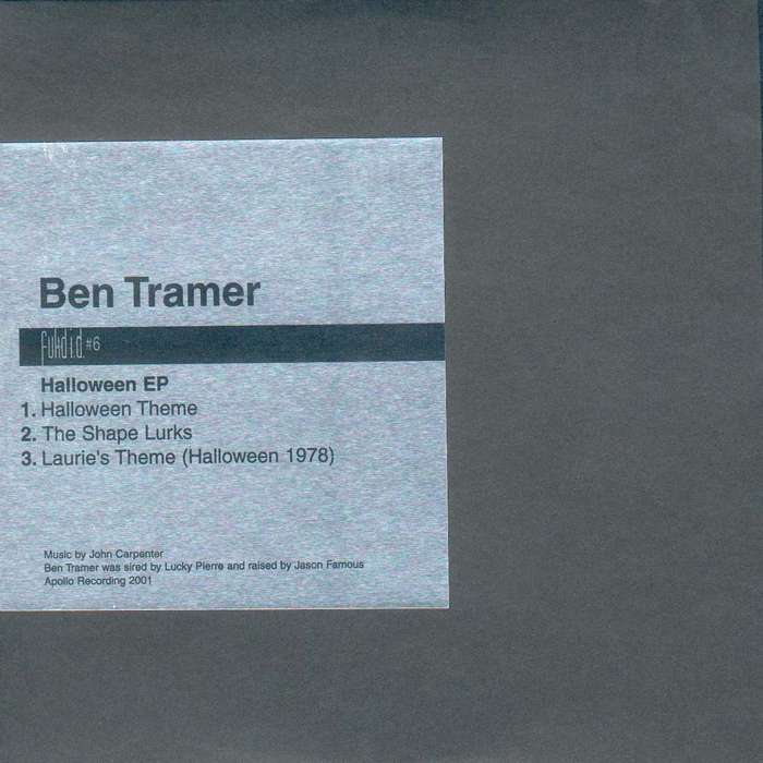 "Fukd ID #6 - Ben Tramer ""Halloween EP"" - Digital EP (2001) - Fukd ID Series"