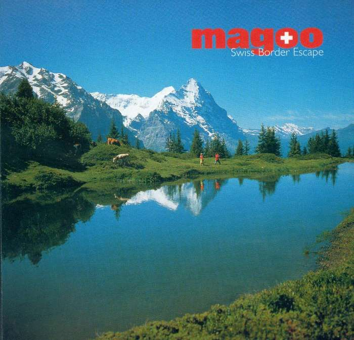 Magoo - Swiss Border Escape - Digital Single (1998) - Magoo