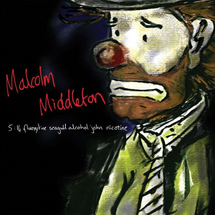 Malcolm Middleton - 5:14 Fluoxytine Seagull Alcohol John Nicotine - CD Album (2002) - Malcolm Middleton