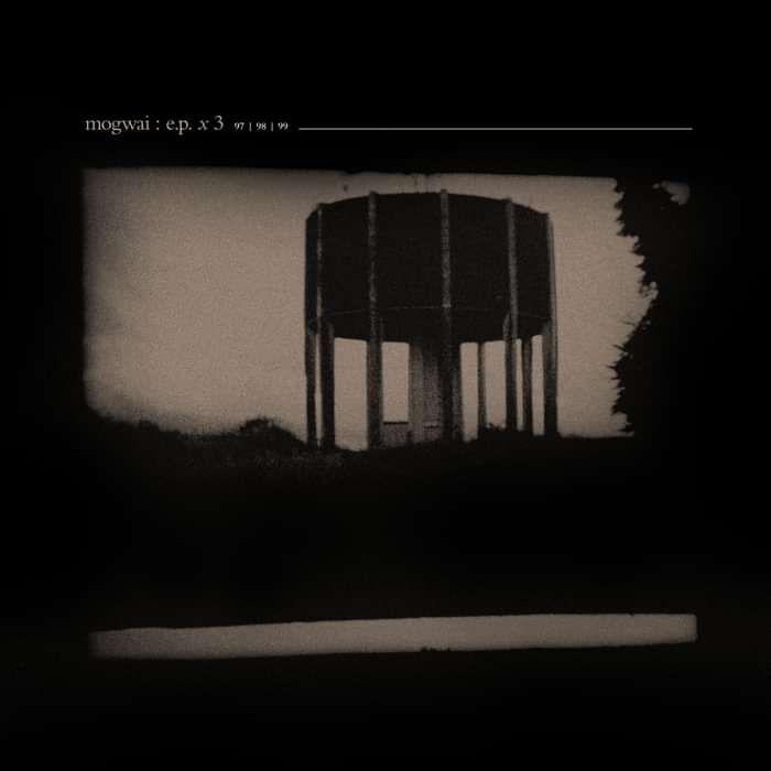 Mogwai - e.p. x 3 - Triple-Vinyl Set (2021) - Mogwai