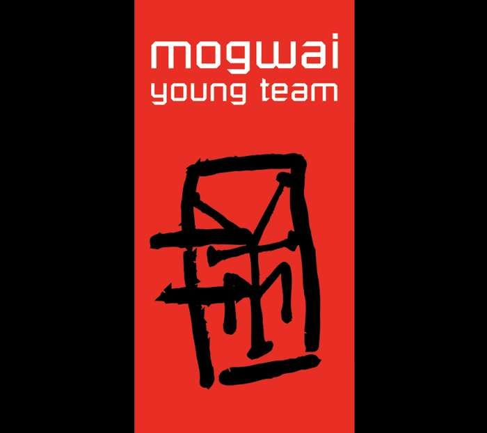 Mogwai - Young Team - 2CD (Deluxe Reissue Edition) (2008) - Mogwai