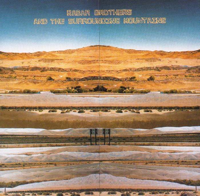 Radar Brothers - And The Surrounding Mountains - CD Album (2002) - Radar Bros.