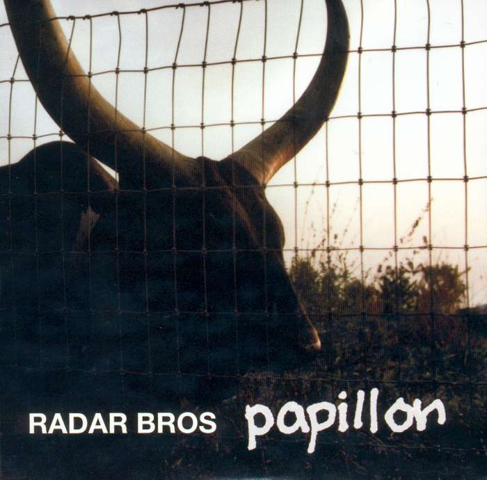 Radar Brothers - Papillon - Digital Single (2006) - Radar Bros.