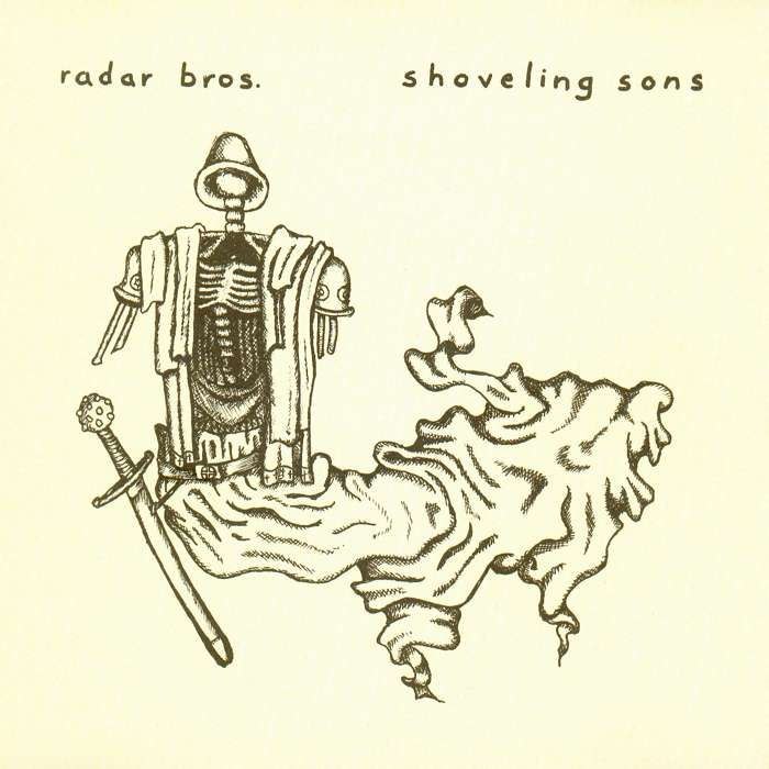 Radar Brothers - Shoveling Sons - Digital Single (2000) - Radar Bros.