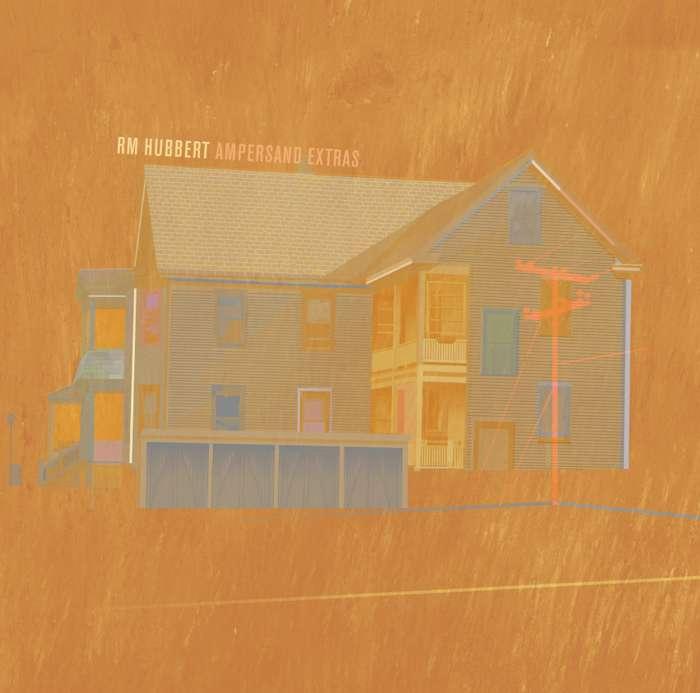 RM Hubbert - Ampersand Extras - LP Vinyl (2014) - RM Hubbert