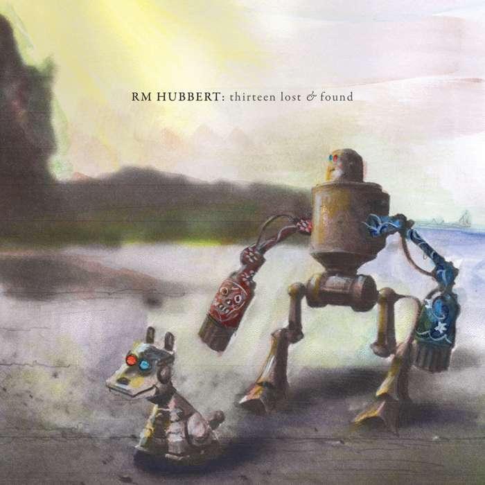 RM Hubbert - Thirteen Lost & Found - CD Album (2012) - RM Hubbert