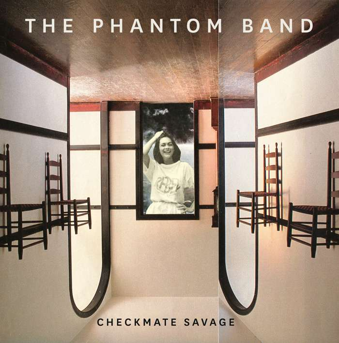 The Phantom Band - Checkmate Savage - Reissue 2LP Vinyl (2019) - The Phantom Band