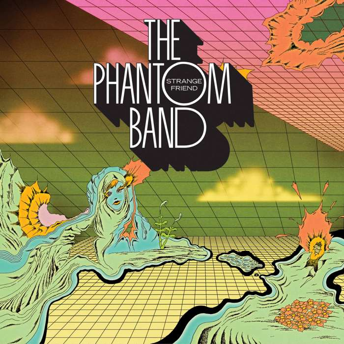 The Phantom Band - Strange Friend - CD Album (2014) - The Phantom Band