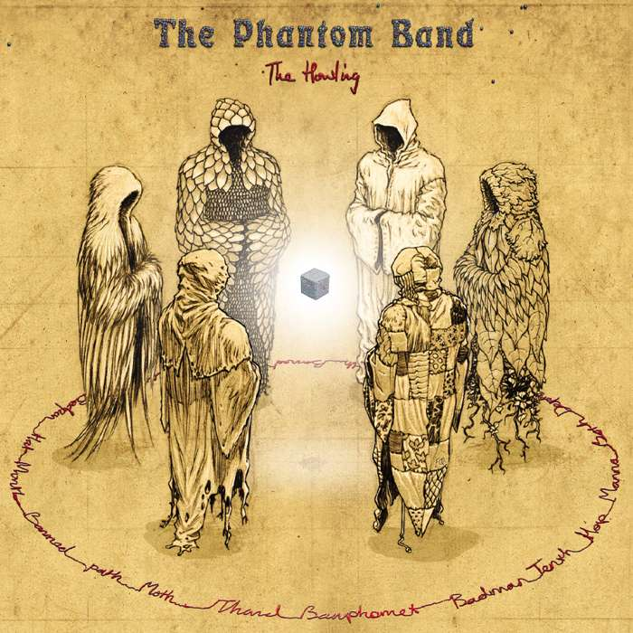 "The Phantom Band - The Howling - 7"" Vinyl (2009) - The Phantom Band"