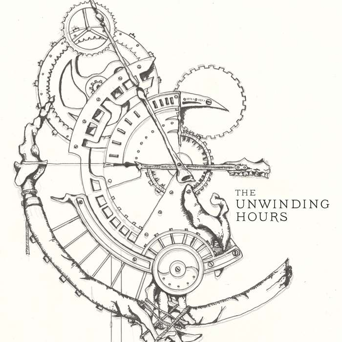 The Unwinding Hours - The Unwinding Hours - CD Album (2010) - The Unwinding Hours
