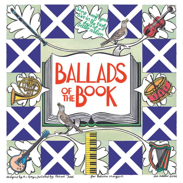 Various - Ballads Of The Book - CD Album (2007) - Various