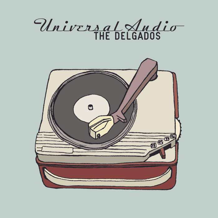 The Delgados - Universal Audio - CD Album (2004) - The Delgados