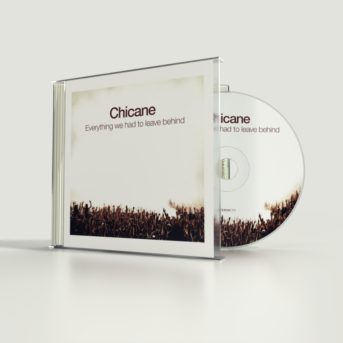 Everything We Had to Leave Behind (Signed CD) - Chicane