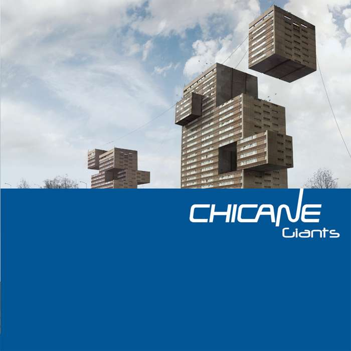 Giants (CD) - Chicane