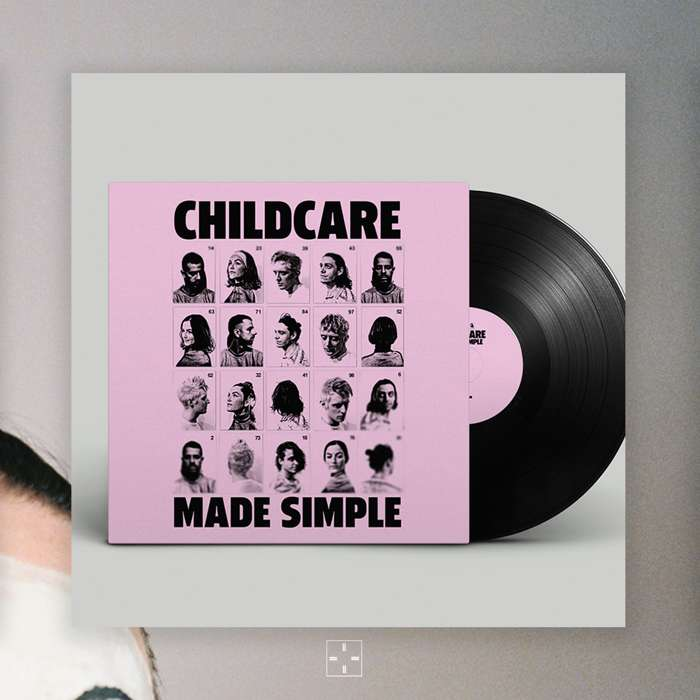 Made Simple EP - Vinyl - CHILDCARE