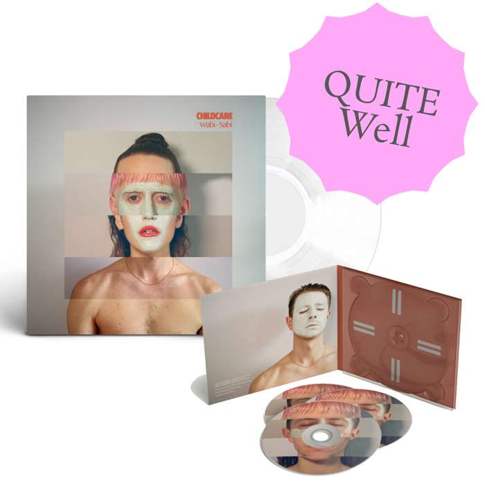 QUITE WELL PACK // VINYL + CD - CHILDCARE