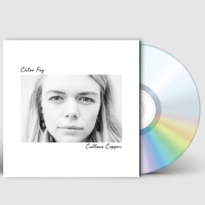 Callous Copper EP (Signed CD) - Chloe Foy