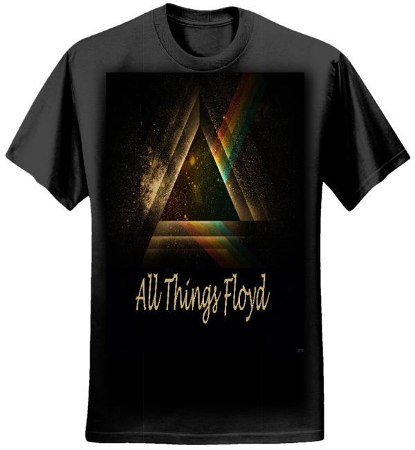 All Things Floyd Teashirt - Chris Adams