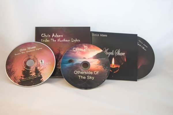 Otherside Of The Sky CD Bundle - Chris Adams