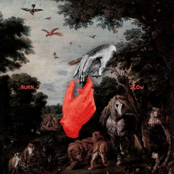 Chris Liebing - Burn Slow Double Color LP - Chris Liebing