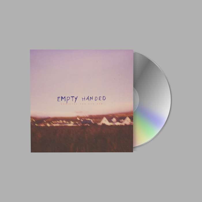 Empty Handed [CD] - CHRISTOF VAN DER VEN