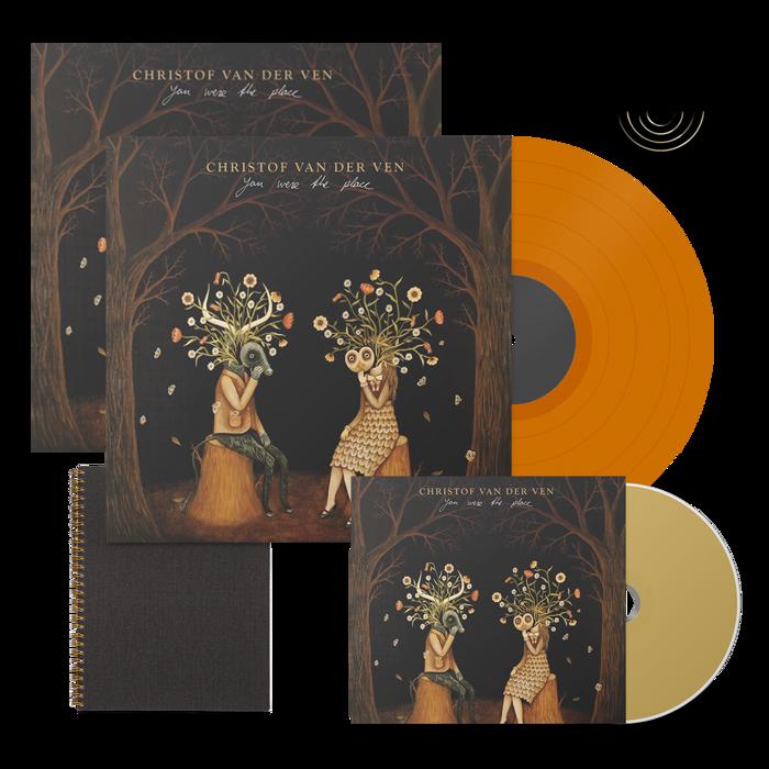 You Were The Place [Deluxe Bundle] - CHRISTOF VAN DER VEN