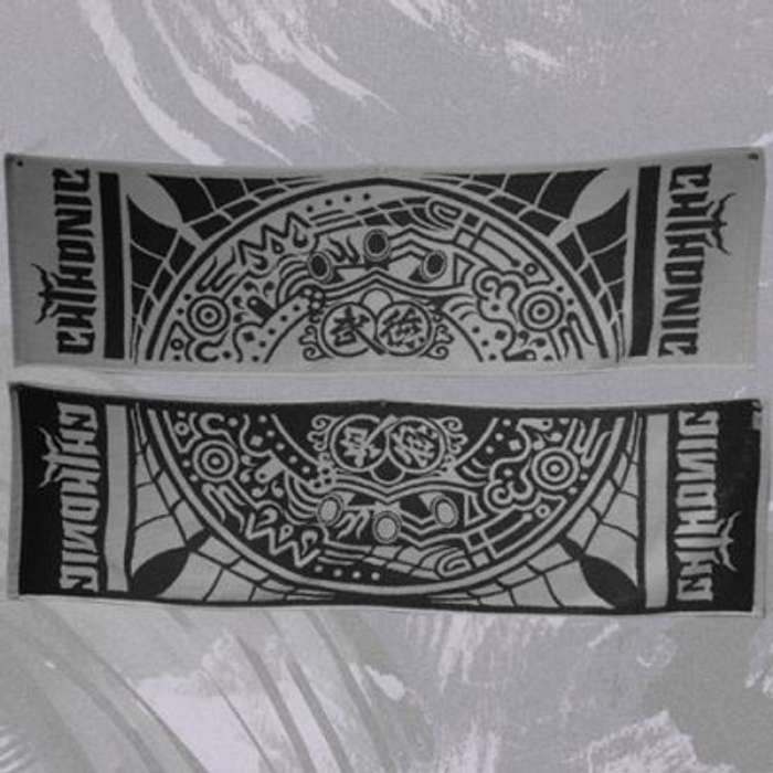CHTHONIC - Logo Towel - CHTHONIC