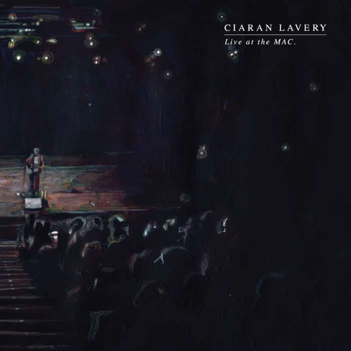 Live At The Mac (Ltd. edition CD) - Ciaran Lavery