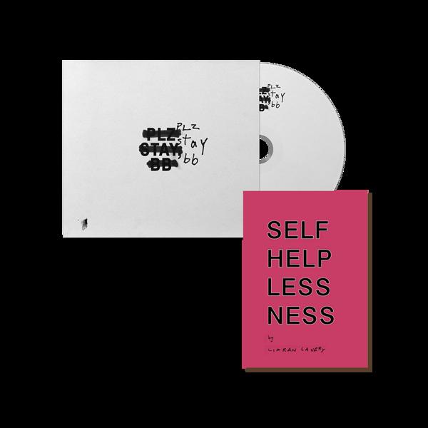 Plz Stay, bb [CD] + Self Helplessness Zine - Ciaran Lavery