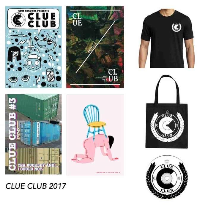 CLUE CLUB SUBSCRIPTION 2017 [FULL YEAR] - CLUE CLUB