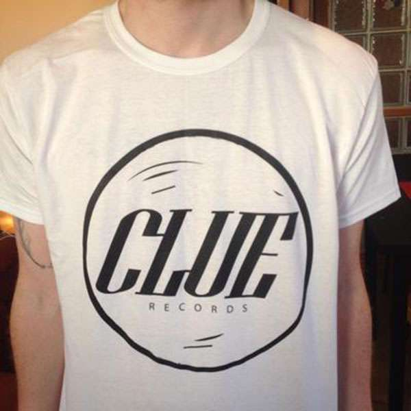 Clue Records T-Shirt - Clue Records