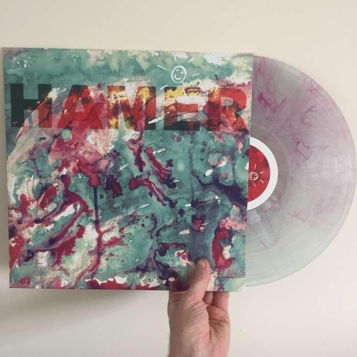 HAMER - HAMER [MARBLE VINYL] - Clue Records