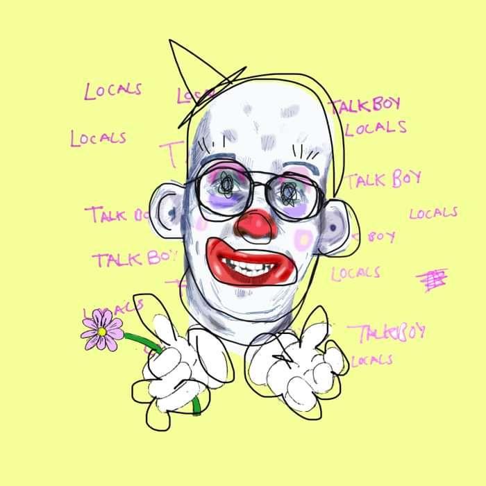 LOCALS - TALKBOY - Clue Records