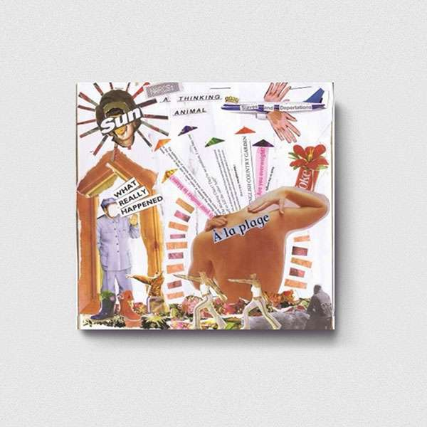 NARCS - A Thinking Animal [CD] - Clue Records