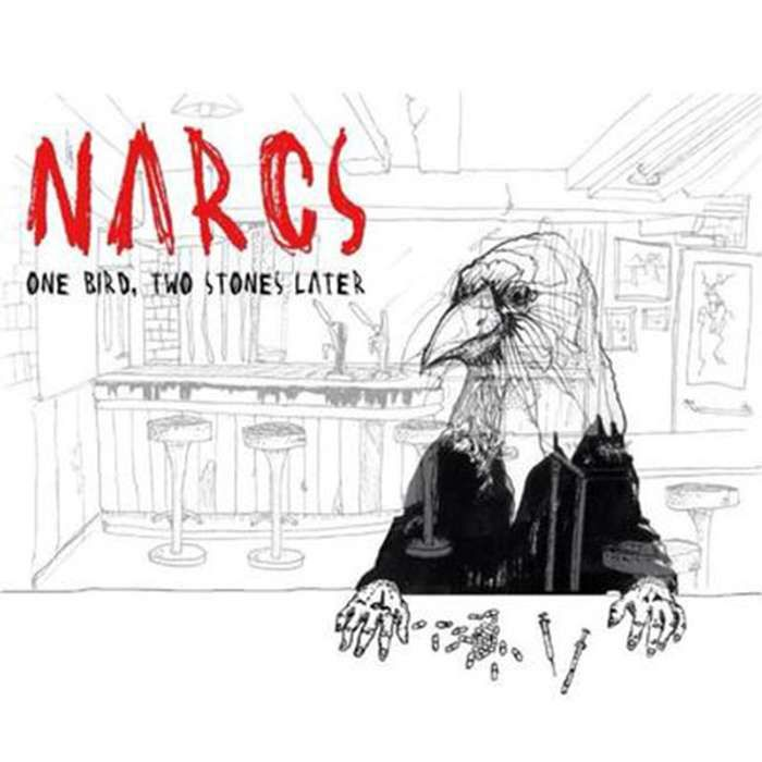 NARCS - Two Birds, One Stone Later [DOWNLOAD] - Clue Records