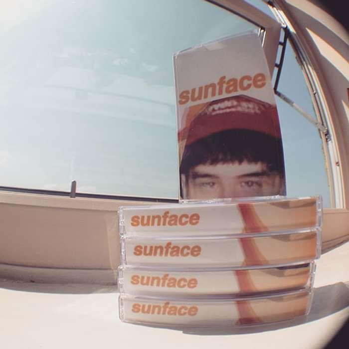 SUNFACE 'SUNFACE' [CASSETTE TAPE] - Clue Records