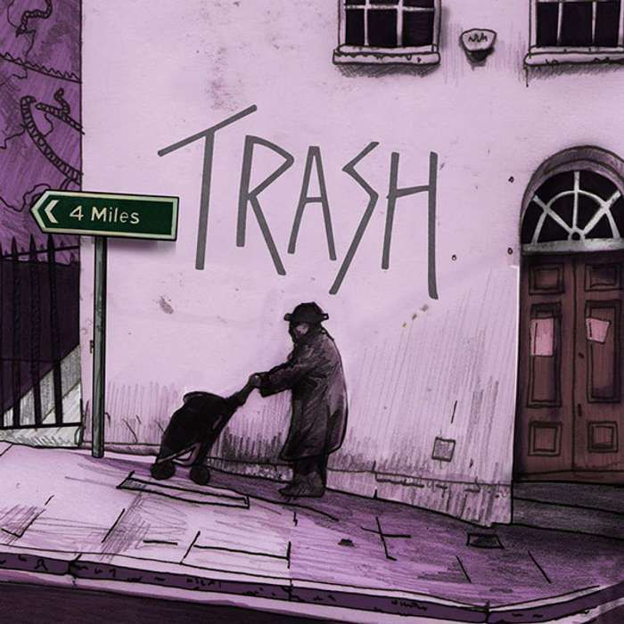 TRASH - 4 Miles [DOWNLOAD] - Clue Records