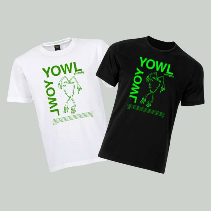 YOWL 'Atrophy' T-Shirt - Clue Records