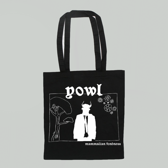 YOWL 'Atrophy' Tote Bag - Clue Records