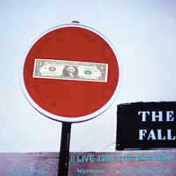 The Fall: Live in Nijmegan 1999 LP - Cog Sinister