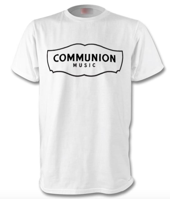 Communion Music T-Shirt - Communion