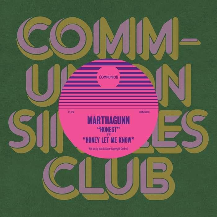 Communion Singles Club 2016 Vol. 3 - MarthaGunn - Communion