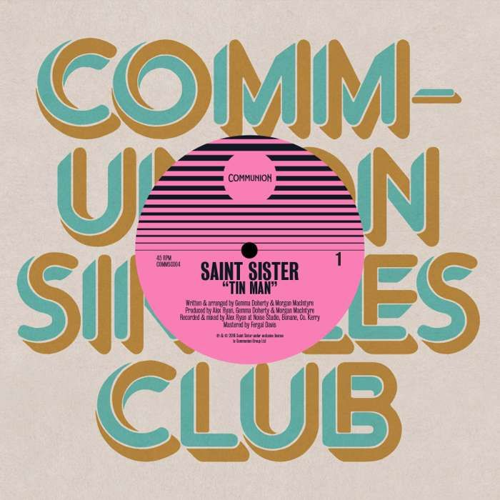 Communion Singles Club 2016 Vol. 4 - Saint Sister - Communion