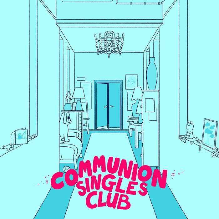 Communion Singles Club 2017 Subscription - Communion