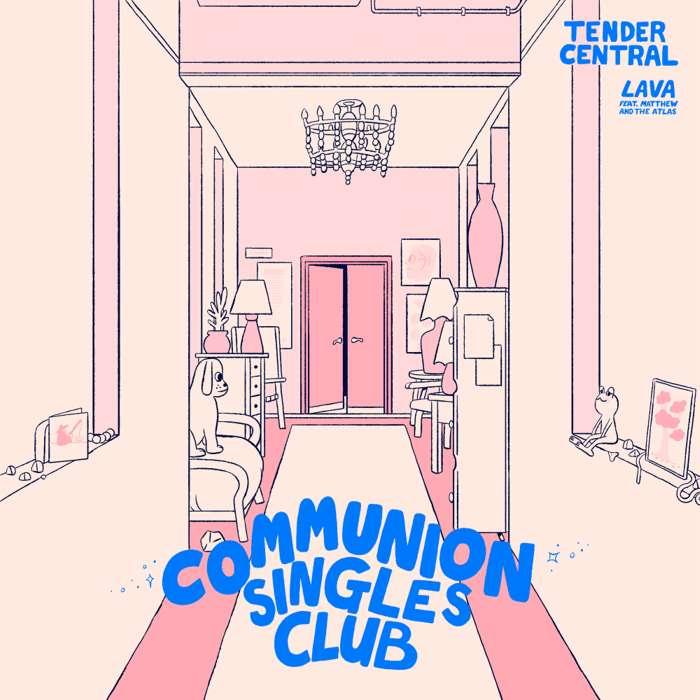 Communion Singles Club 2017 Vol. 5 - Tender Central - Communion