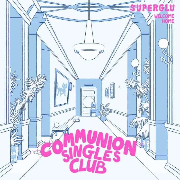 Communion Singles Club 2017 Vol. 6 - SuperGlu - Communion