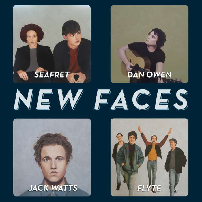 New Faces EP - Communion Presents